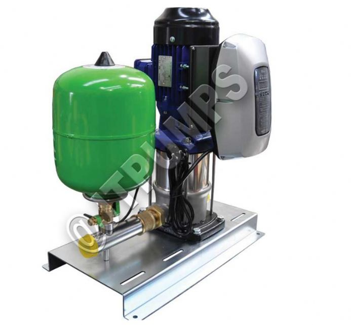 Pressure Booster Systems : Hyar solo ev variable speed pressure booster system ksb